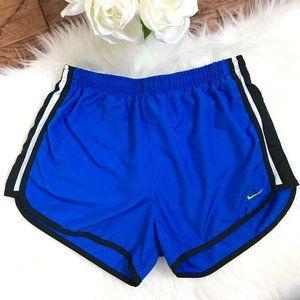 """NIKE Blue DRI FIT Shorts 3"""""""